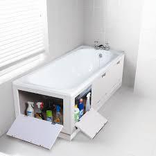Wonderful Bathtub With Seat Lowes 141 White Tidyaway Storage Bath Bathtub  With Seat Uk