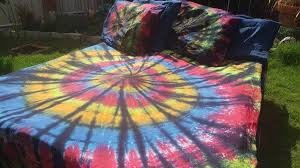 pin on tie dye bedding
