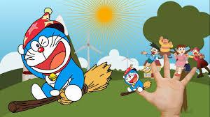 Nhân vật hoạt hình Doremon - 5 Ngón Tay Ngoan - Nhạc thiếu nhi - HoangBa...
