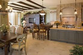 Shabby Chic Kitchen Design Shabby Chic Themed Rustic Mediterranean Kitchen Design