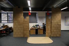 nerdy office decor. Cardboard Fort Nerdy Office Decor