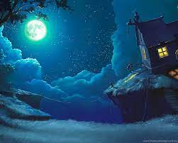 Moonlight HD Wallpaper With Free ...