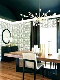 modern crystal chandelier for dining room chandeliers regarding prepare 6