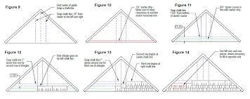 how to install fiber cement shingle siding