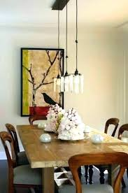 pendant dining room lights. Wonderful Room Dining Room Hanging Light Table Lights Gallery Of For Contemporary How High  To Hang Pendant O Throughout
