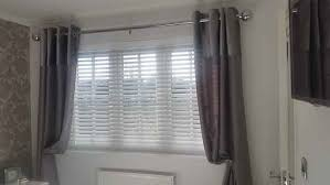 wood blinds and curtains together. Exellent Curtains Wood Blinds And Curtains Together In Wood Blinds And Curtains Together O