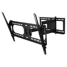 SwiftMount Full Motion TV Mount for 37 in. - 80 in. Flat Panel TVs
