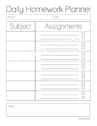 Student Weekly Planner Template Student Planner Template College Daily Free With Assignment Fr