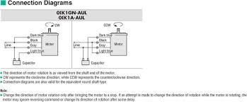 item 0ik1gn aul induction motor on oriental motor u s a corp connection diagram