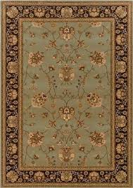 blue brown cream area rug oriental weavers s