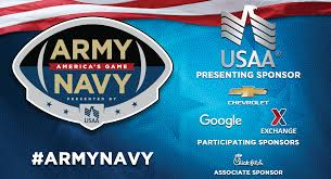 Army Navy Game Seating Chart Army Navy Philly Loves Army Navy