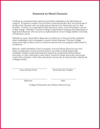 Format For Character Certificate For Students Sample Letter To Principal For Character Certificate Job Format
