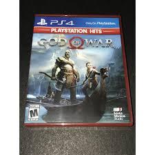 Playstation PS4 Games - God of War ...