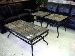 slate coffee table furniture slate coffee table fresh marble stone top coffee and end tables slate slate coffee table