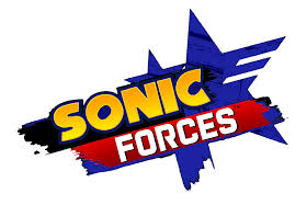 Sonic Forces Logo in the style of the 1999-2013 Sonic Logo ...