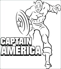 Captain America Coloring Pages Avengers Captain Coloring Pages Lego