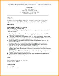 Good Objectives For Resume Best Objectives For A Resume