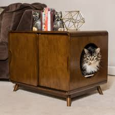 modern pet furniture. Full Size Of Decoration A Diy Cat Litter Box Holder Is Simple Homemade Way To Modern Pet Furniture