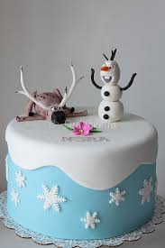 cute frozen birthday cake for kids disney birthday party ideas snowflake cake holiday