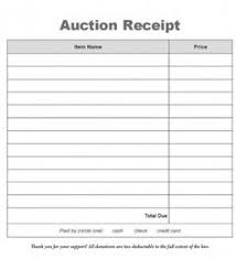 silent auction program template bid sheet template using bidder numbers fundraiser pinterest