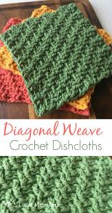 Dishcloth Crochet Patterns