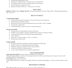 Organizational Skills Examples For Resume Best of Marvelous Resume Qualifications Sales Skills Examples Of Top