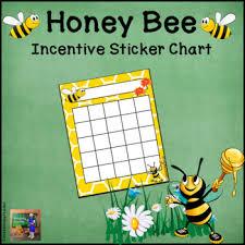 Honey Bee Incentive Reward Chart