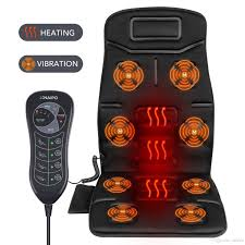 vibrating car seat cushion cover massager for back neck and thigh from heated seat cushions for