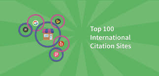Top 100 International Citation Sites Get Citations Around The World