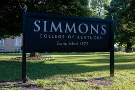 simmons college. simmons college