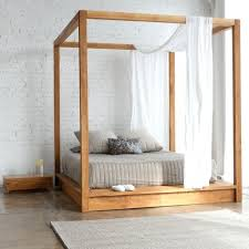 Full Canopy Bed Frame Queen Full Size Canopy Beds For Sale Full Size ...