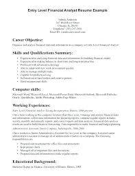 Job Objective Examples For Resumes Job Objectives For Resumes