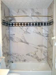 composite shower walls tub wall panels accent strip in gold pattern composite shower surrounds composite granite