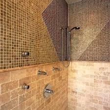 tiling a bathtub shower surround image of bathroom tile ideas for shower walls tiling bathtub shower