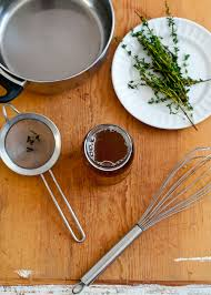 honey thyme homemade cough syrup cafejohnsonia com