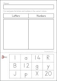 Kindergarten Sorting Shapes Worksheets Cutting Shapes Worksheets For ...