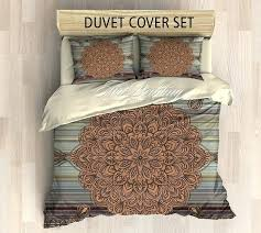 vintage inspired duvet covers mandala bedding boho chic duvet cover set vintage mandala duvet cover set
