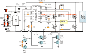 inverter aircon wiring diagram inverter image solar inverter circuit for 1 5 ton ac electronic circuit projects on inverter aircon wiring diagram