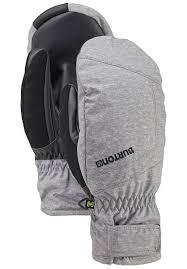 Burton Profile Under Mitt Snowboard Gloves For Men Grey
