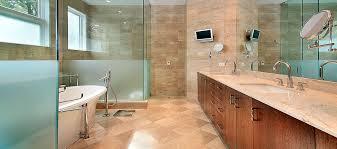 we specialize in custom frameless glass shower walls windows