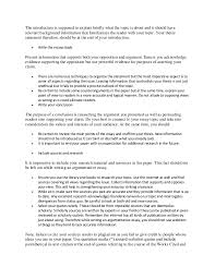 guidelines to writing an argumentative essay write the introduction 4