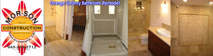 Bathroom Remodeling Orange County Ca Awesome Decorating
