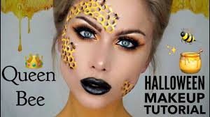 queen bee makeup tutorial makeup beeisforbeeauty