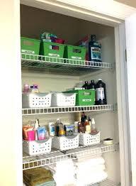 bathroom closet organization ideas. Wonderful Closet Bathroom Cabinets Organizers Towel Closet Organizer Ideas  Fascinating Organization On And Bathroom Closet Organization Ideas