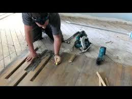 how to patch hardwood floor