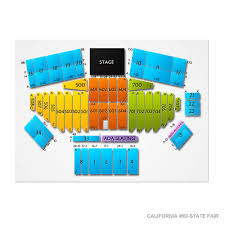 Extraordinary Mid State Fair Concert Seating Capacity Mid