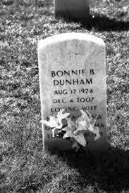 Bonnie Bonita Fritz Dunham (1924-2007) - Find A Grave Memorial