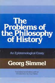 the problems of the philosophy of history an epistemological  1620906