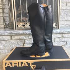 Ariat Heritage Field Boot Size Chart Ariat Heritage Contour Zip Field Boot Nwt