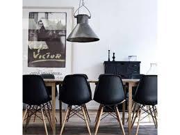replica eames chair. Black Replica Eames Chair